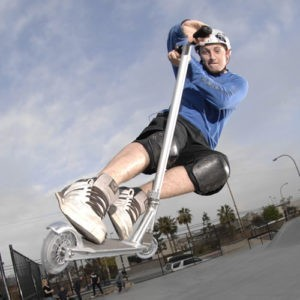 360 Degree – The Most Popular Scooter Tricks