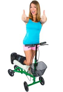 Knee Scooters That Ride Smooth