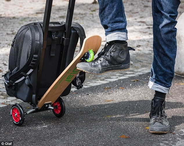 Fordable Scooter