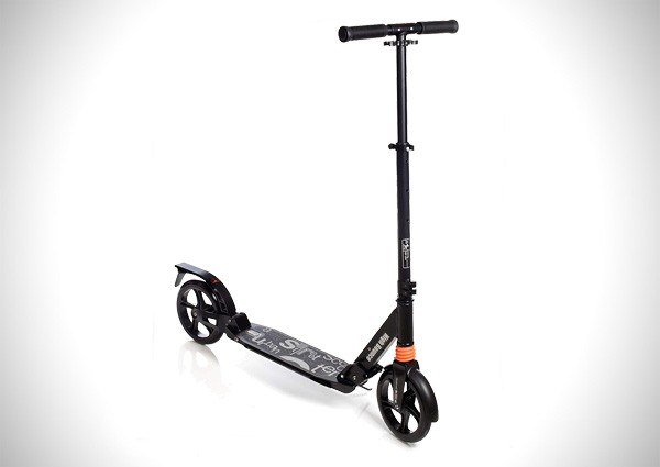 High Bounce Urban 7XL Deluxe kick scooter Adjustable to Kid and Adult Size