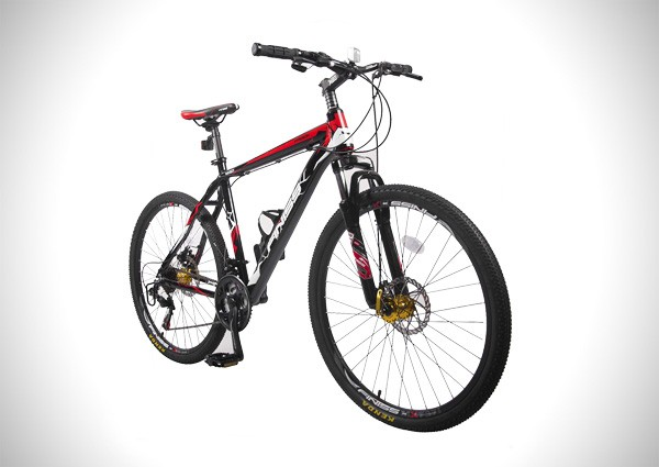 Merax 26″ Dual Disc Brakes Mountain Bike