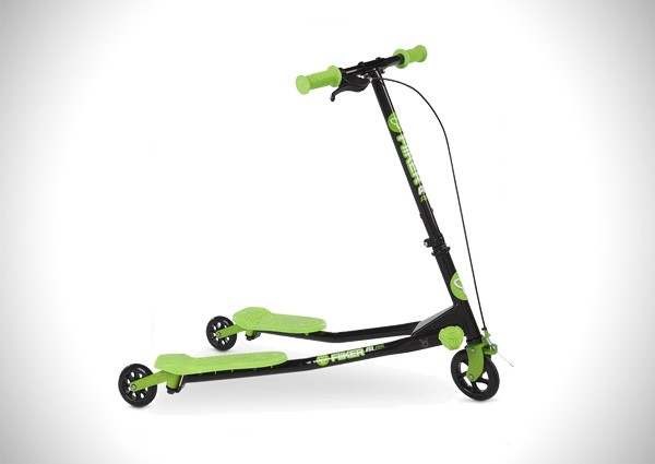 Yvolution Y Fliker Air A1 Push Swing Scooter
