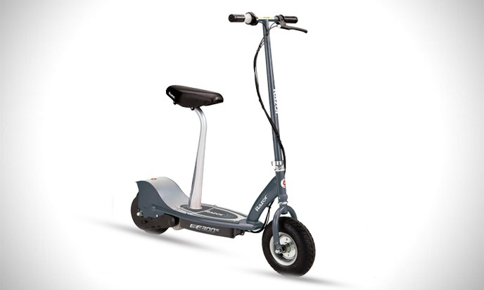 - Razor E300S - electric scooter