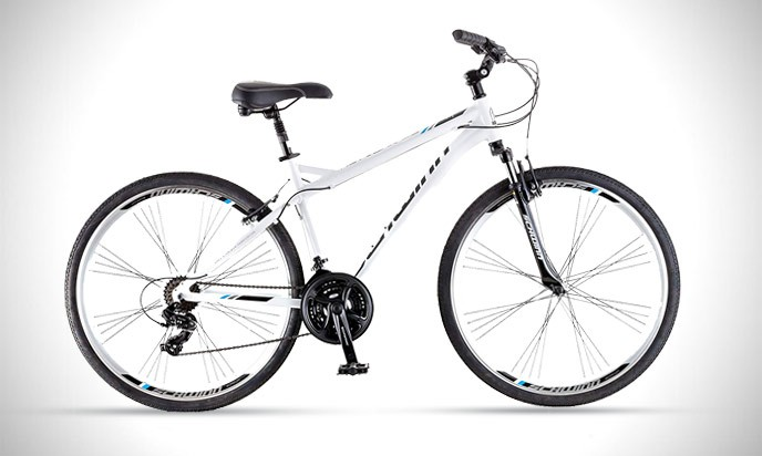 Schwinn Network 3.0 700C Men's Hybrid Bicycle