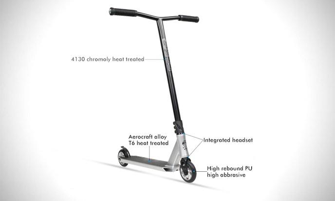 Vokul K1 Complete Pro Scooter