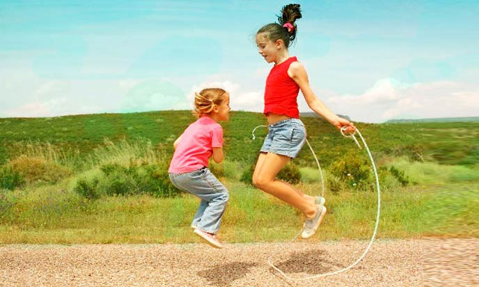 Jumping Rope games