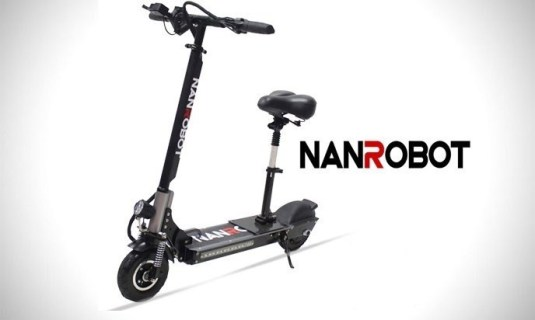 NANROBOT X4 Commuting Foldable Electric Scooter