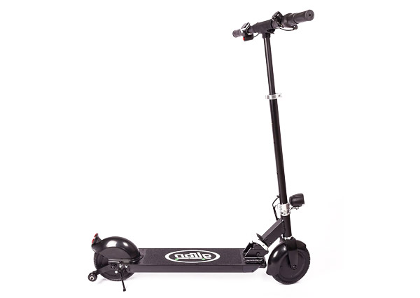 Glion Dolly Foldable Lightweight Adult Electric Scooter for Heavy Rider