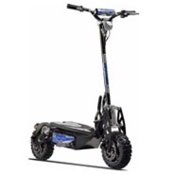 UberScoot 1600w 48v Electric Scooter for Big Guys