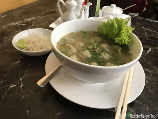 Wonton Soup 2