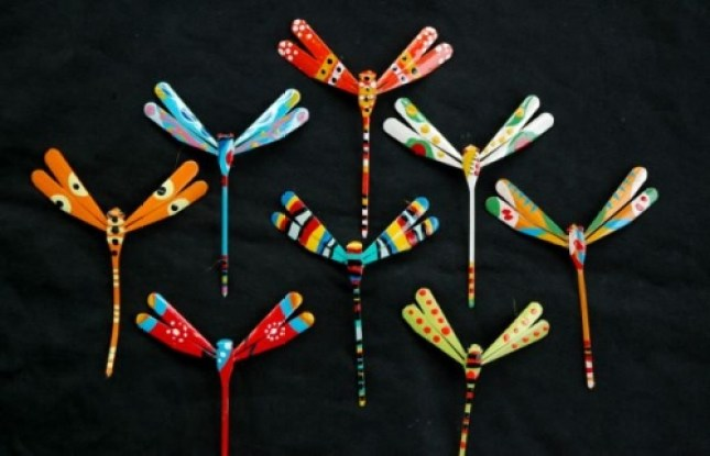 Bamboo dragonfly - Top Souvenirs To Buy In Ho Chi Minh City