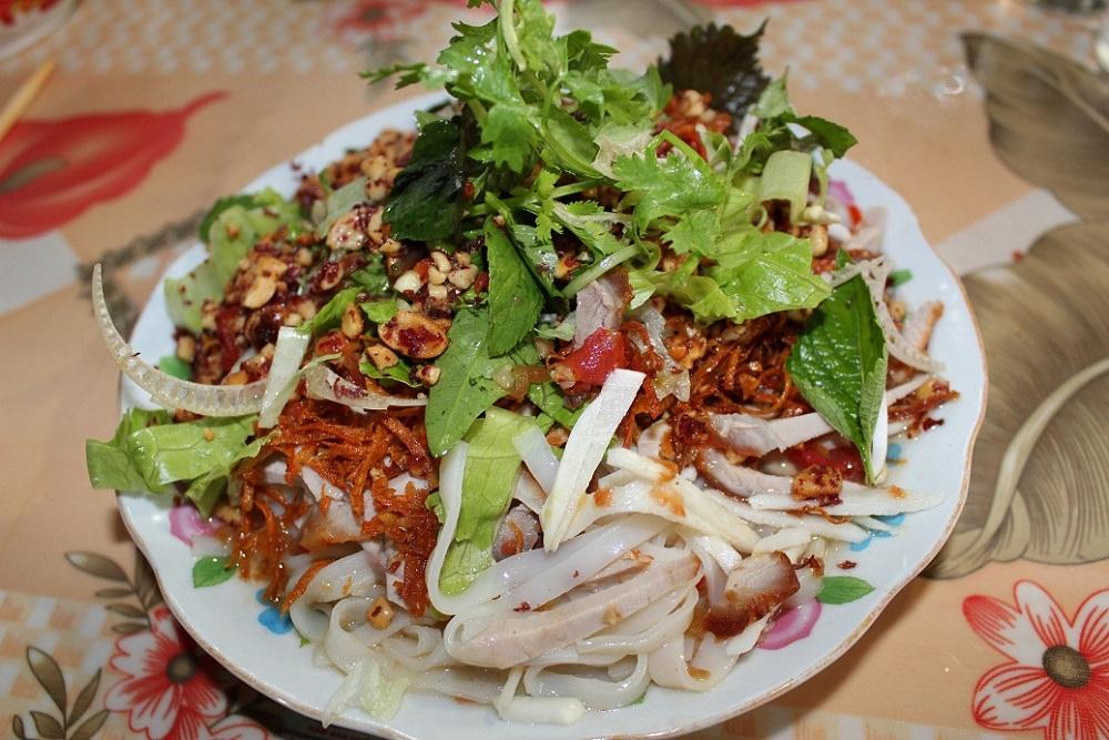 sour Pho in Langson Vietnam