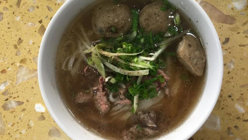 Vietnamese Pho - Beef noodle soup
