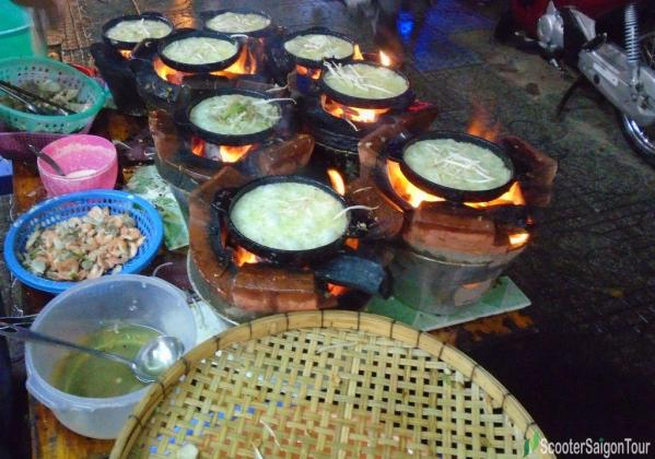Central Vietnamese Pancake Tracy