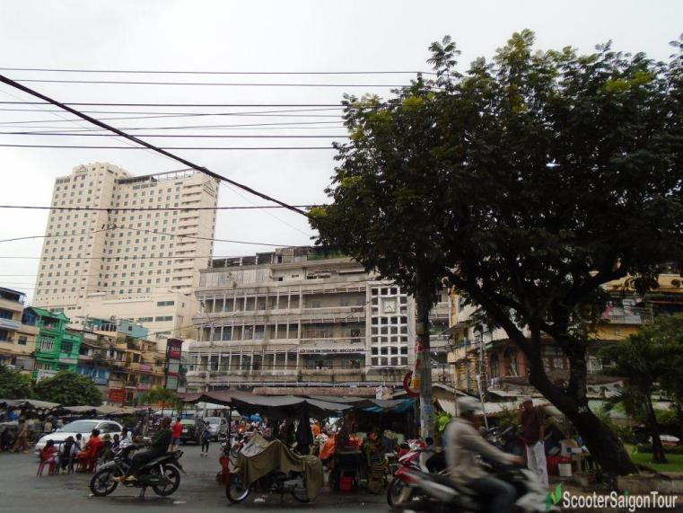 An Dong Market In Saigon Tracy