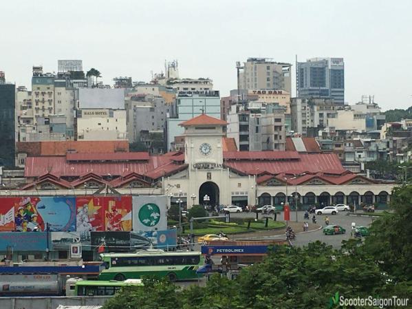 Ben Thanh Market In Saigon Tracy
