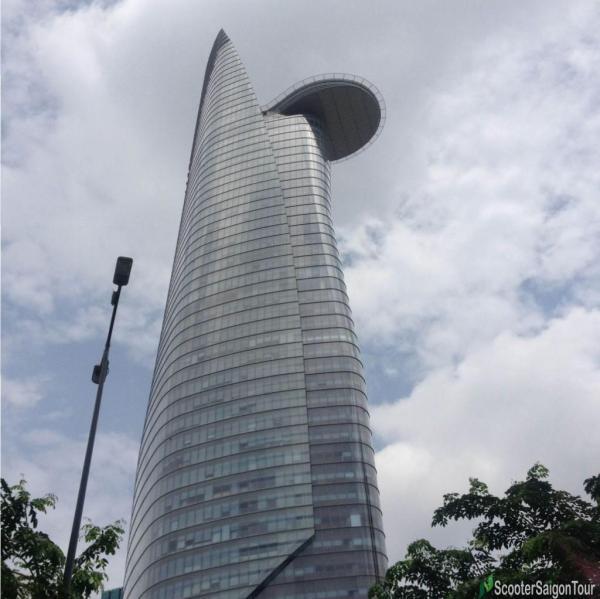 Bitexco Financial Tower In Saigon