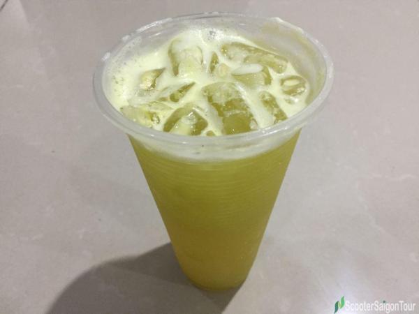 Iced Sugarcane Juice