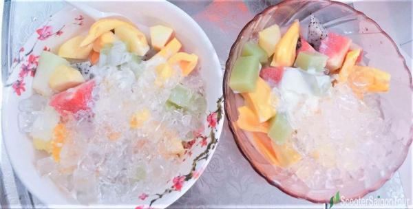 Mixed Fruit In Vietnam
