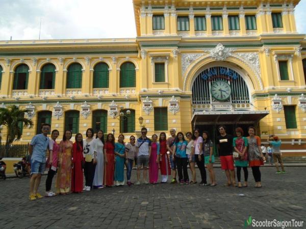 Saigon Central Post Office Tracy 3