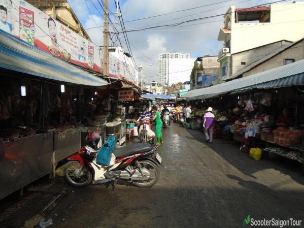 Tan Dinh Market In Saigon Tracy 3