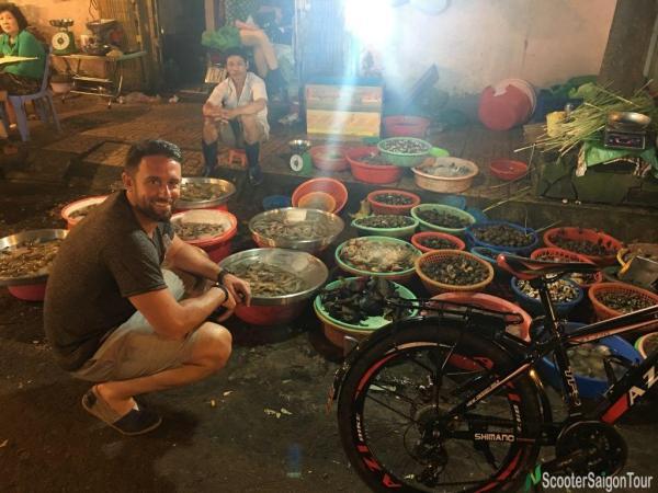 Wet Market In Saigon Tracy