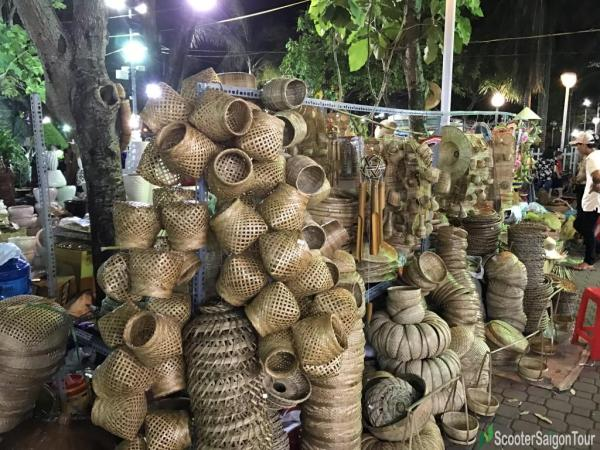 Bamboo Souvenirs In Vietnam - Top Souvenirs To Buy In Ho Chi Minh City