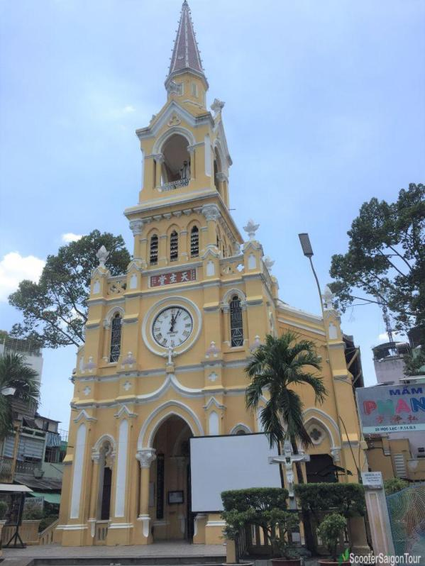 Cha Tam Church In Saigon 2