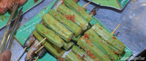 Vietnamese Barbecue Saigon Food Tour By Motorbike 5