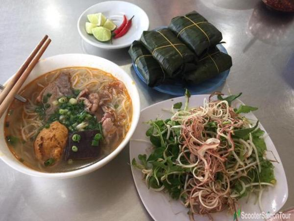Hue Beef Noodle In Hoi An