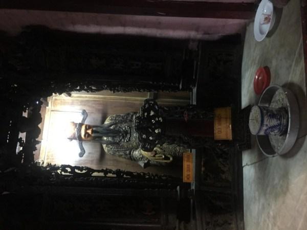 Inside Ngoc Hoang Pagoda Or Jade Emperor Pagoda (1)