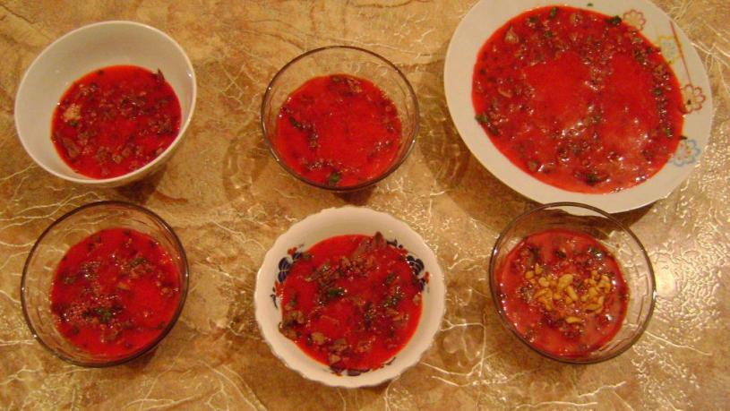 Duck Blood Or Tiet Canh Vit
