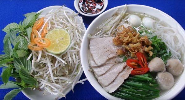 Sa Dec Dry Clear Rice Noodles