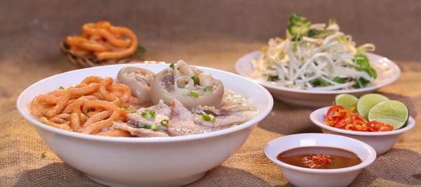 Suong rice noodle soup