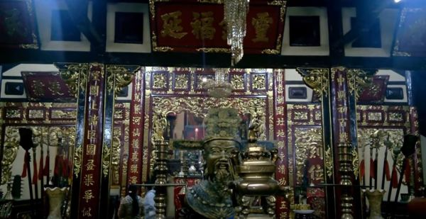 Thoai Ngoc Hau Tomb, An Giang, Vietnam