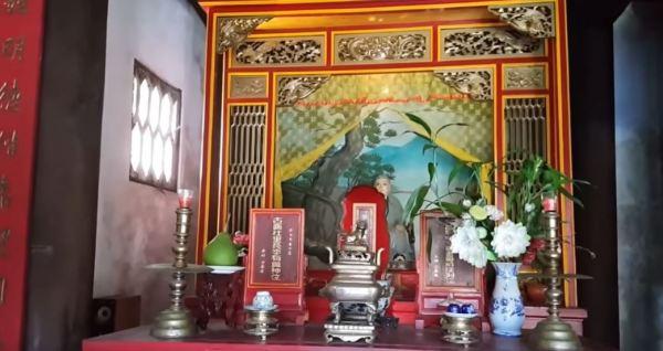 Minh Huong Communal House, Hoi An