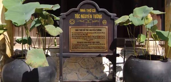 Nguyen Tuong Family Chapel, Hoi An, Quang Nam