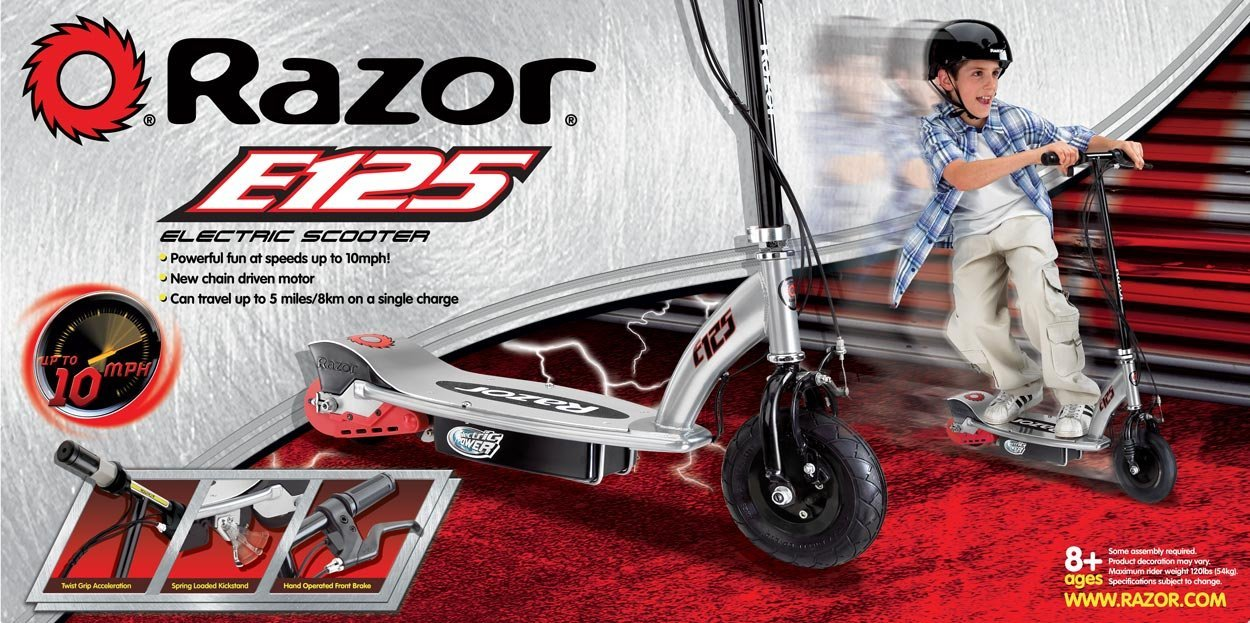 Razor Electric Scooter Charger Walmart