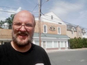 Dave Outside Jersey Mike#1
