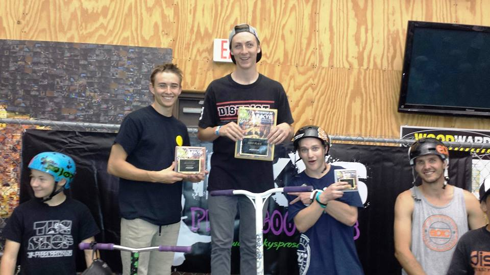 ISA Qualifier at Woodward West  Scoot Lives