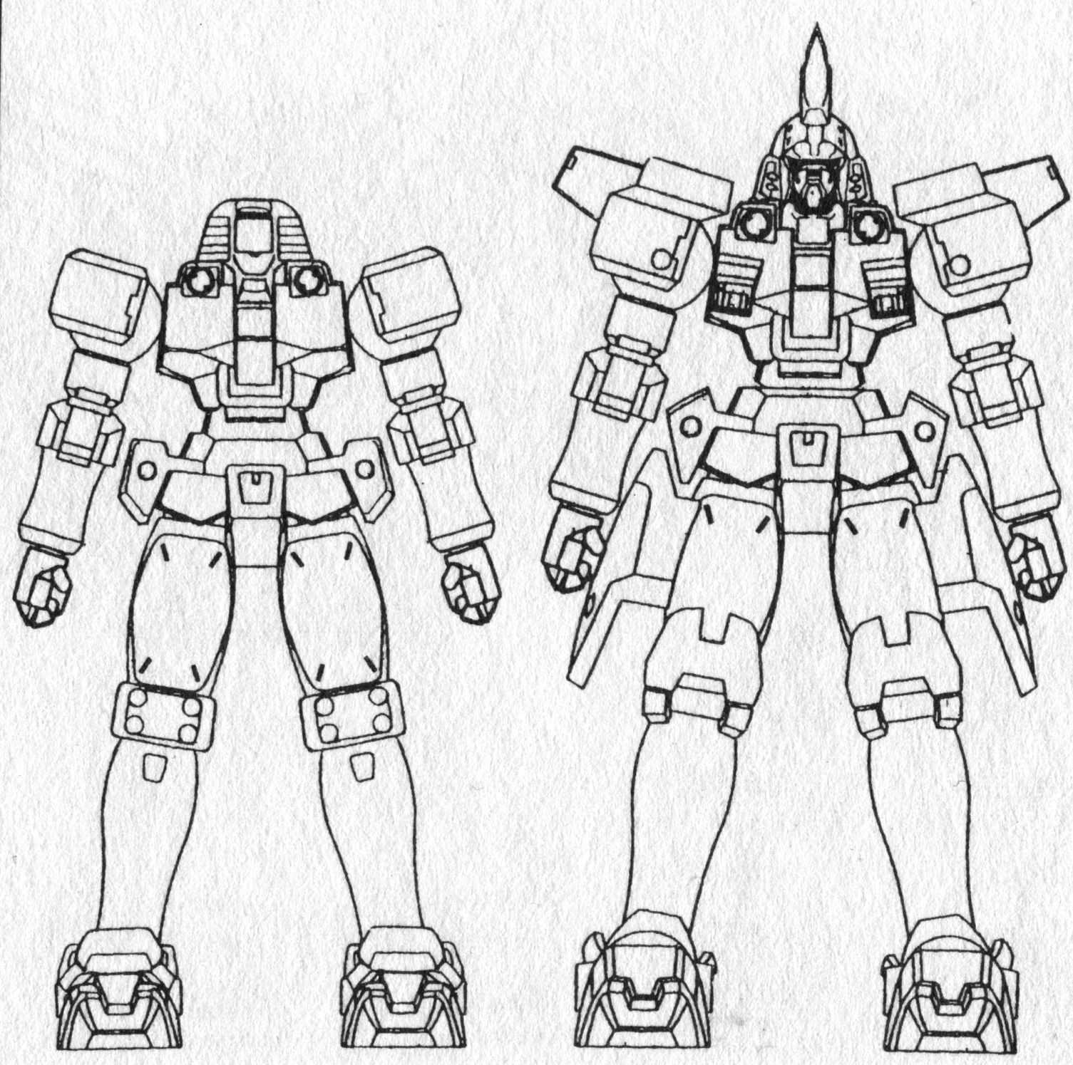 Leo and Tallgeese Scaling Issue : Scope Eye.net