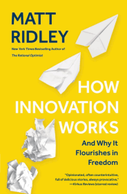 How innovation works: And why it flourishes in freedom