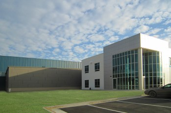 Anco-Eaglin's new manufacturing facility designed by SCOPE Architectural Consulting