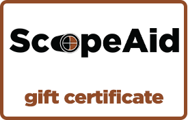 ScopeAid Gift Certificate