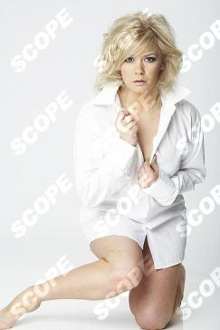 Actress Suzanne Shaw
