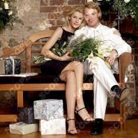 Ronan Keating and wife Yvonne - 1998