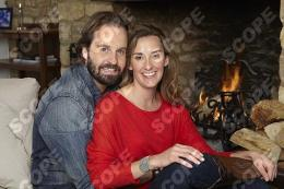 Tenor Alfie Boe at home in Cotswold - 2012