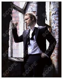 Actor Chris Fountain - 2013