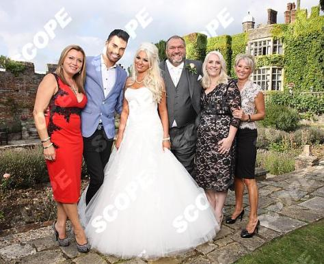 Razor Ruddock Wedding