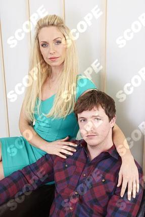 Josie Gibson with brother Harry